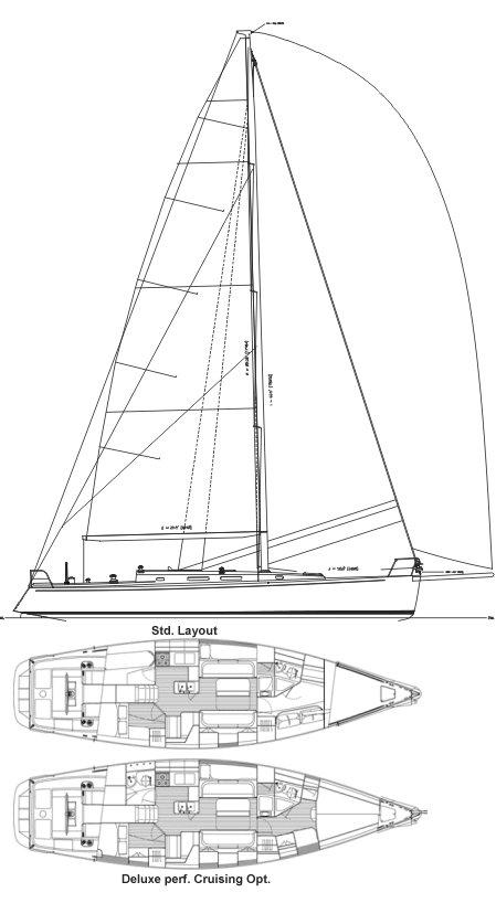 J/145 drawing