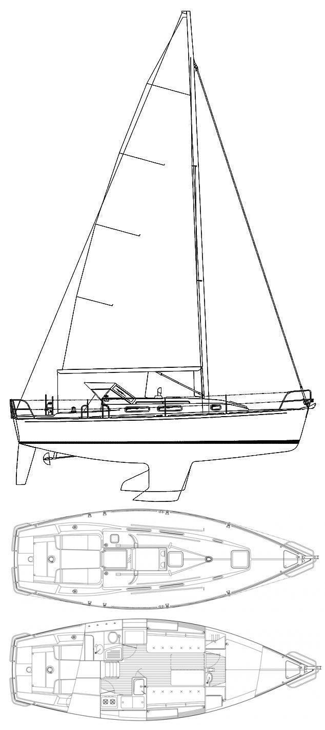 J/32 drawing