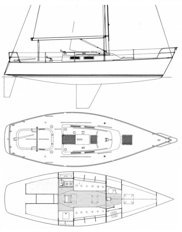 J/33 drawing