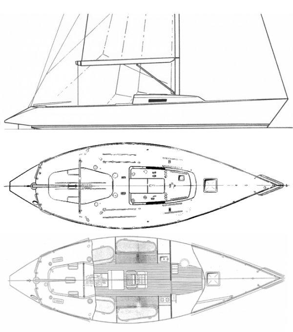 J/41 drawing