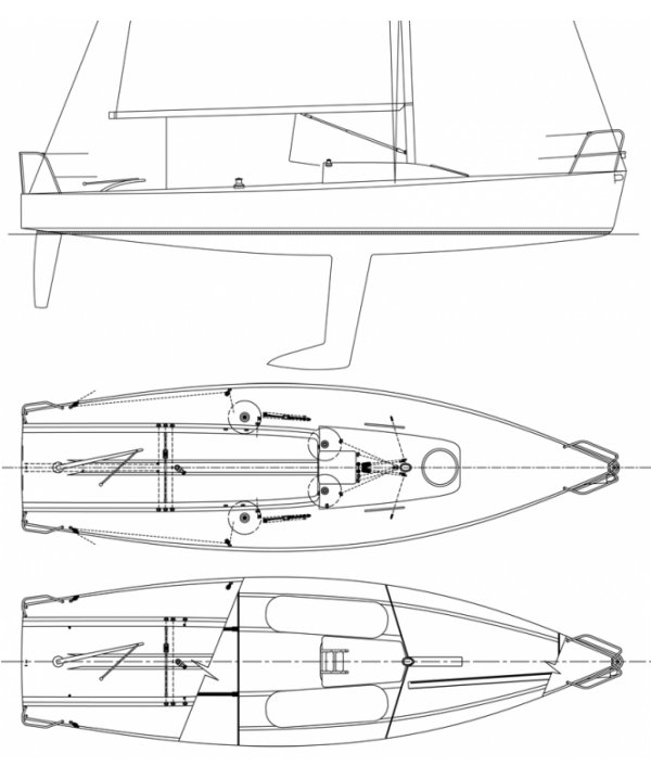 J/90 drawing