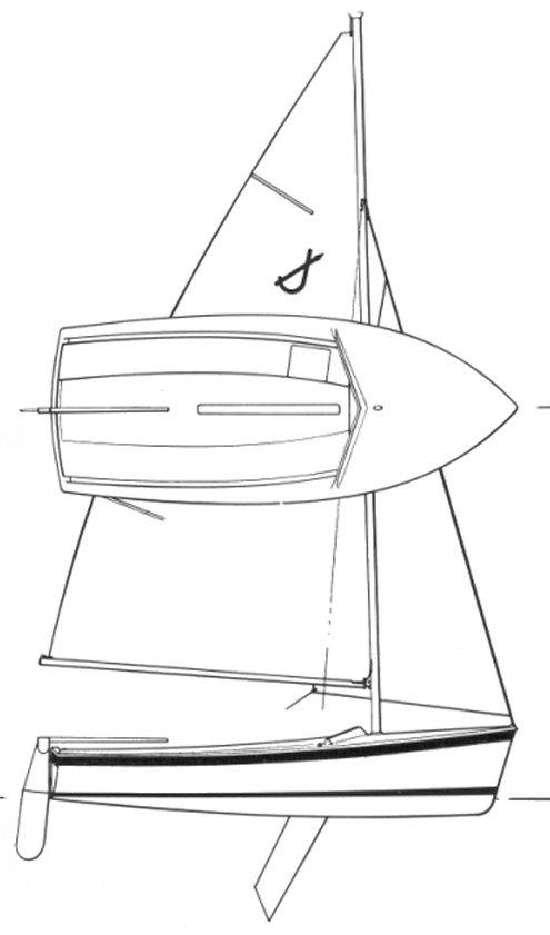 JAVELIN 14 (FOX) drawing
