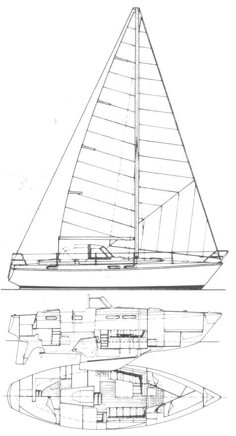 JOEMARIN 34 drawing