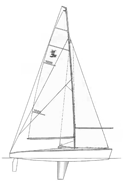 joker drawing on sailboatdata.com