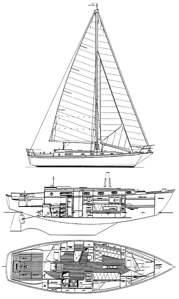 KAIULANI 38 drawing