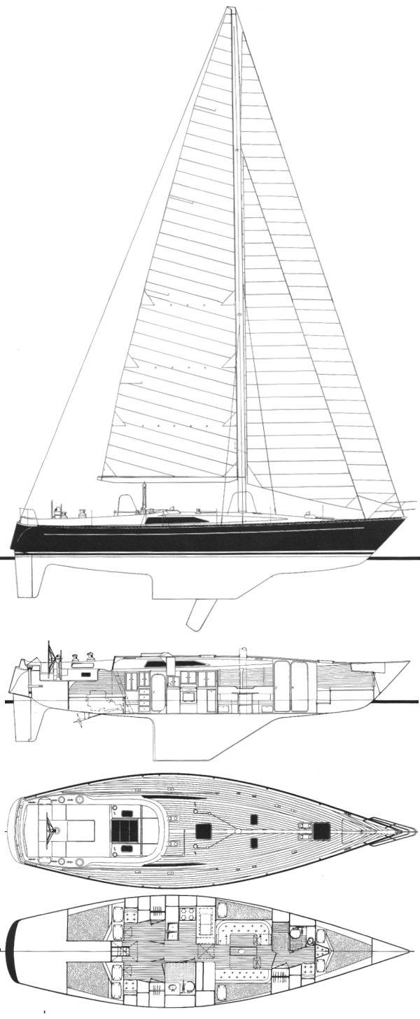 KAUFMAN 47 drawing
