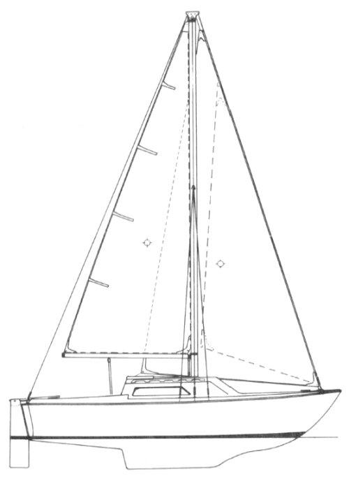 KELLS 23 (COASTER 23) drawing