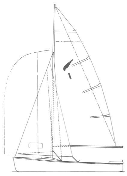 KESTREL drawing