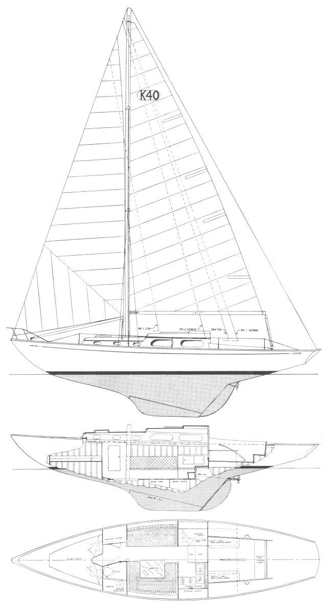 KETTENBURG 40 drawing