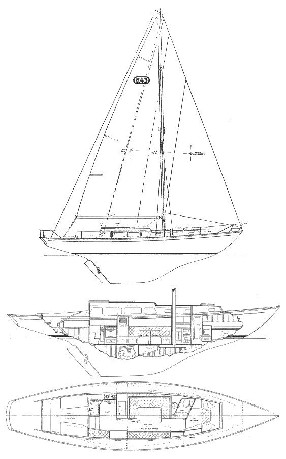 KETTENBURG 43 drawing