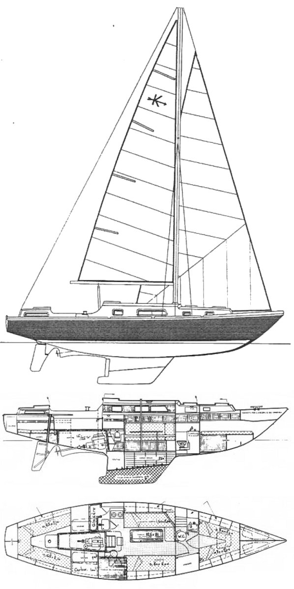 KIRK 36 (AMEL) drawing