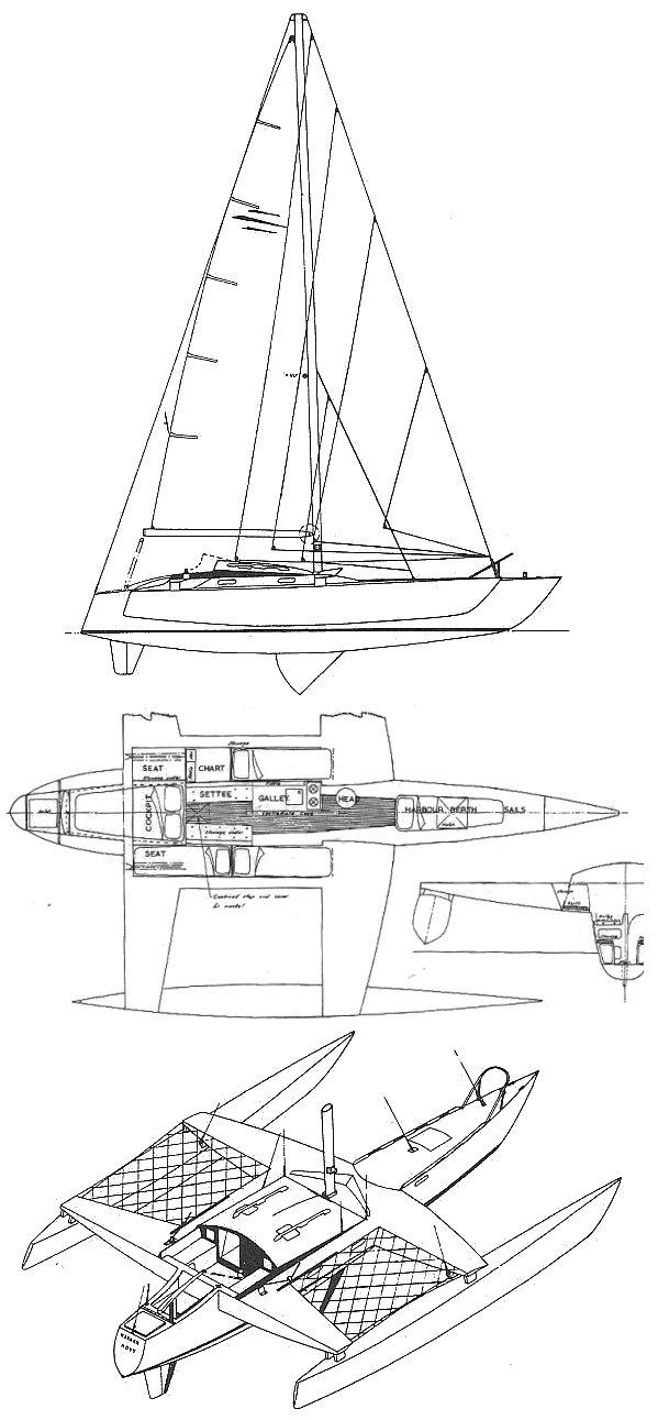 KRAKEN 40 drawing