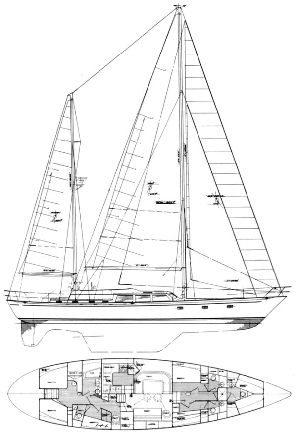 LAFITTE 66 drawing