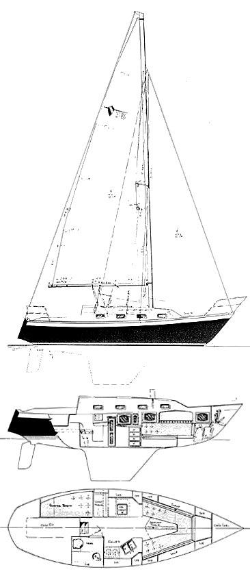 LANCER 30-5 drawing