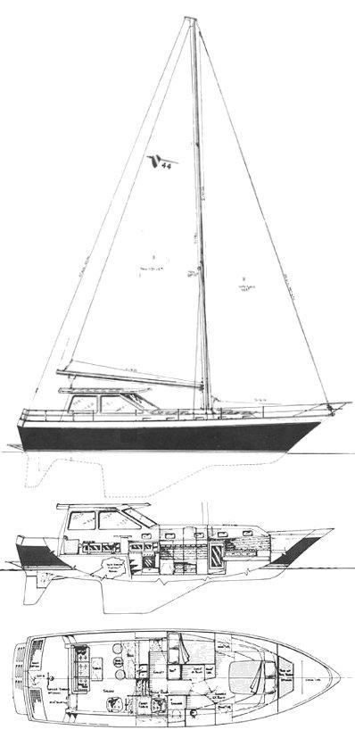 LANCER 44 drawing