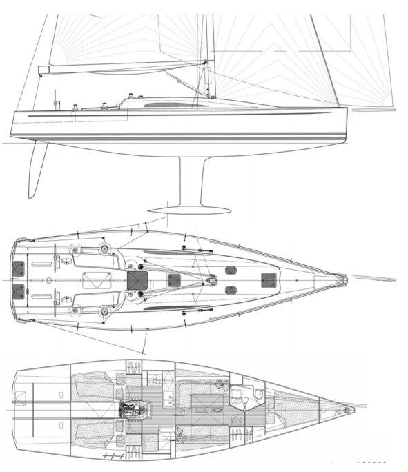LANDMARK 43 drawing