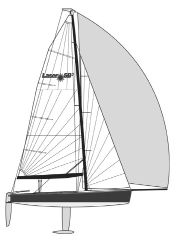 LASER SB3 drawing