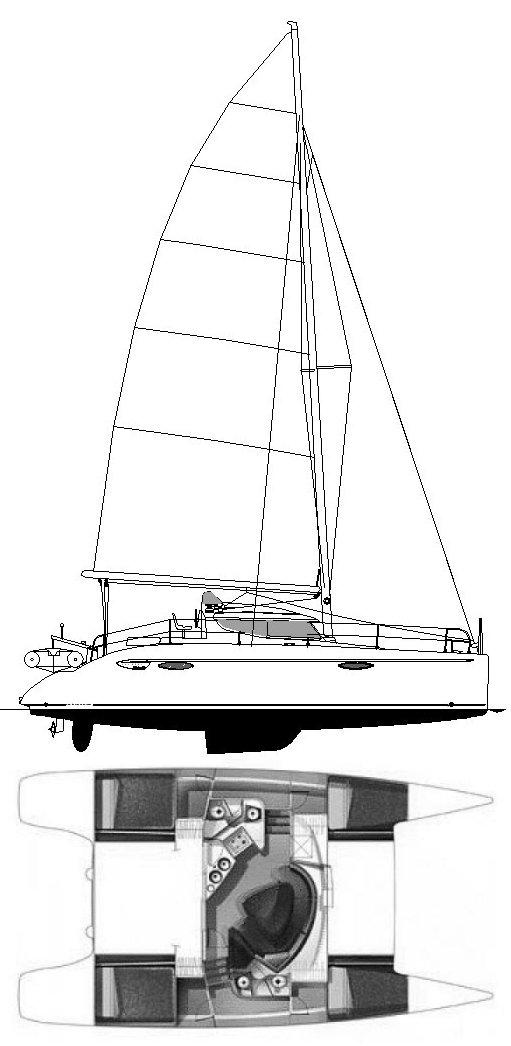 LAVEZZI 40 drawing