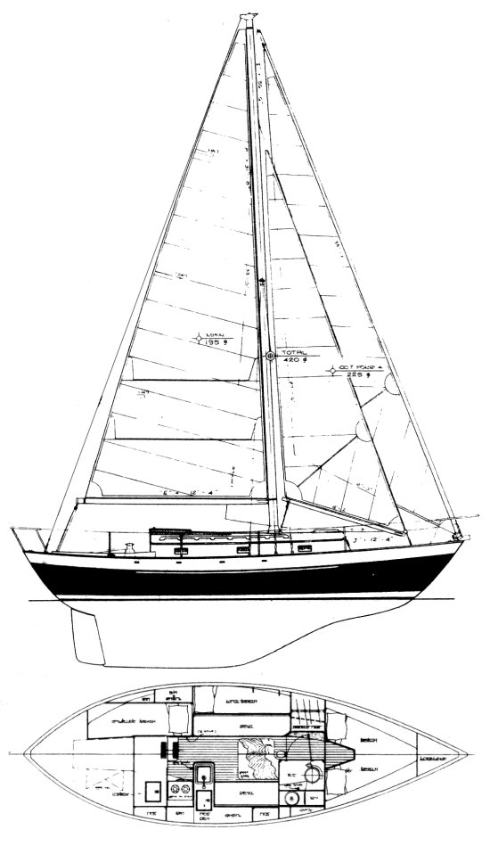 LEIGH 30 (PAINE) drawing