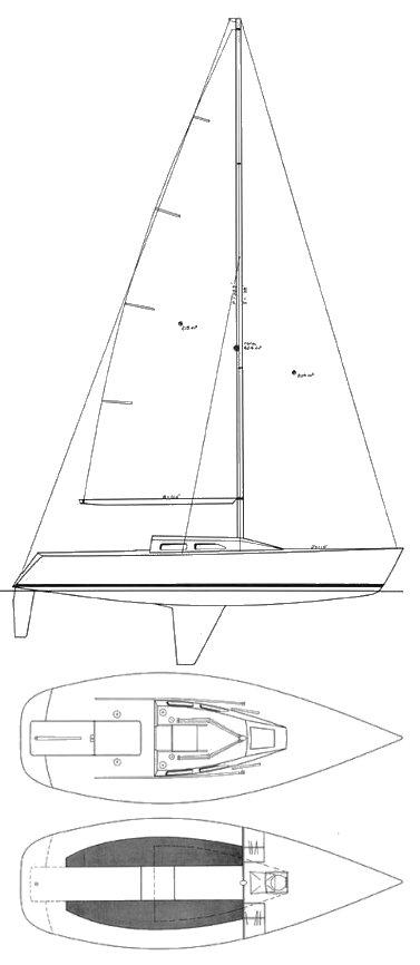 Image result for lindenberg 28 sailboat