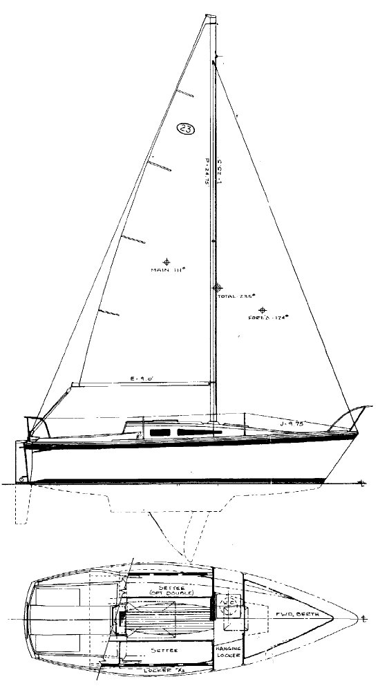 LOCKLEY-NEWPORT 23 drawing