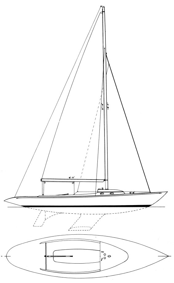 LUDERS 21 drawing