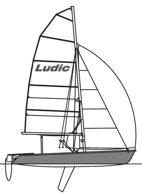 LUDIC drawing