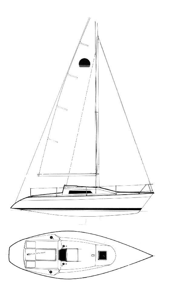 LUNA 24 drawing