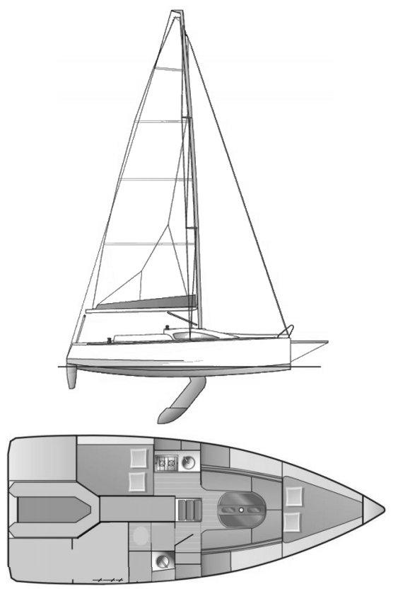 MALANGO 8.88 drawing