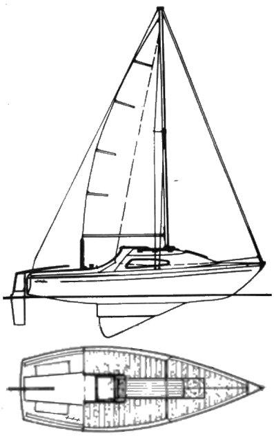 MANTA 19 drawing