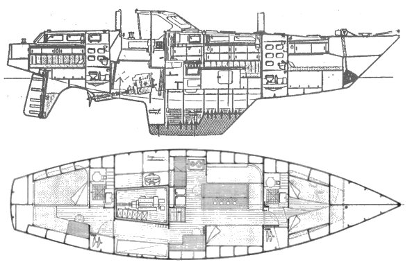 MARAMU 46 (AMEL) drawing