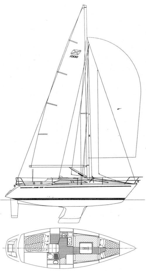 MAXI 1000 drawing