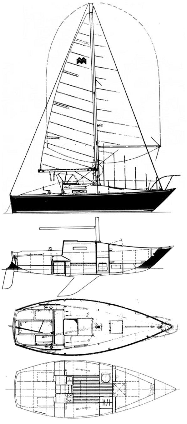 MIRAGE 24 drawing