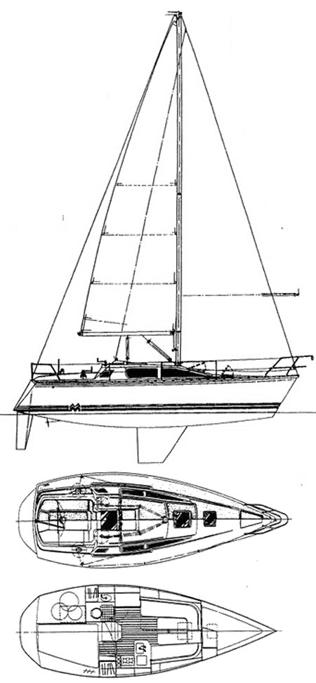 MIRAGE 29 drawing