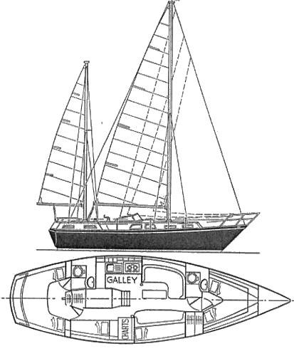 MIRAGE 37 (FELTHAM) drawing