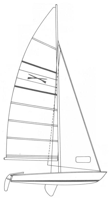 MUSKETEER 17 drawing