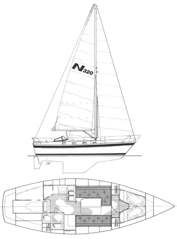 NAJAD 320 drawing