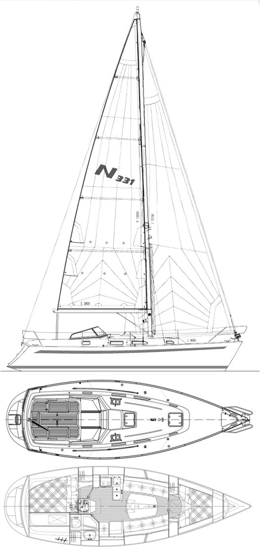 NAJAD 331 drawing