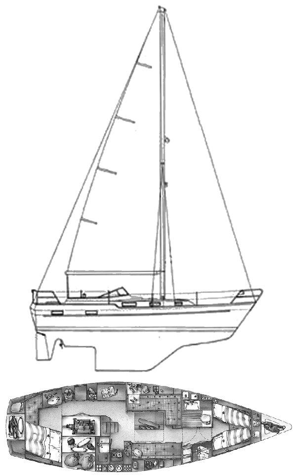NAJAD 37 drawing