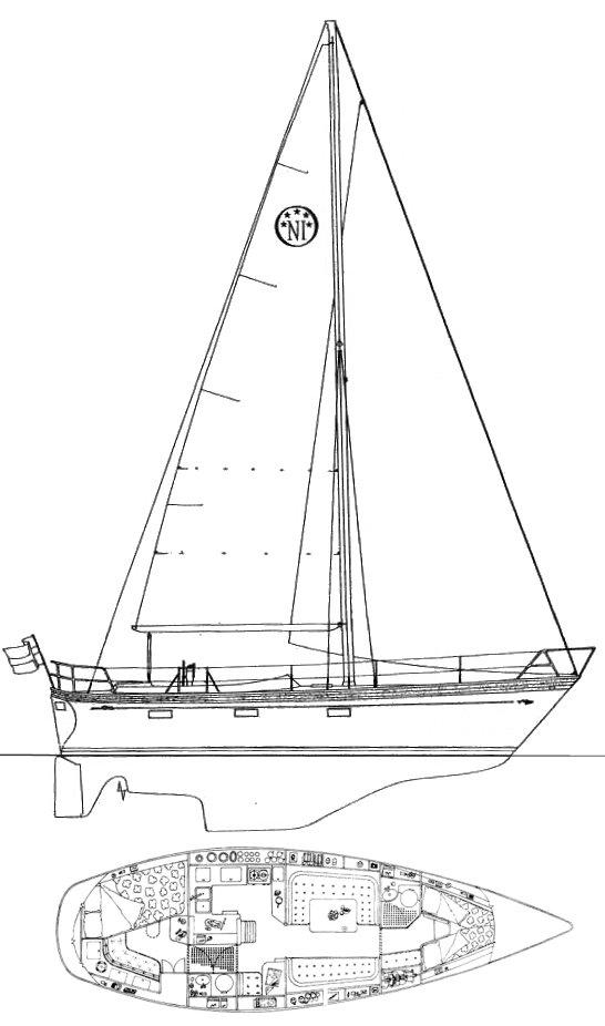 NANTUCKET ISLAND 38 drawing