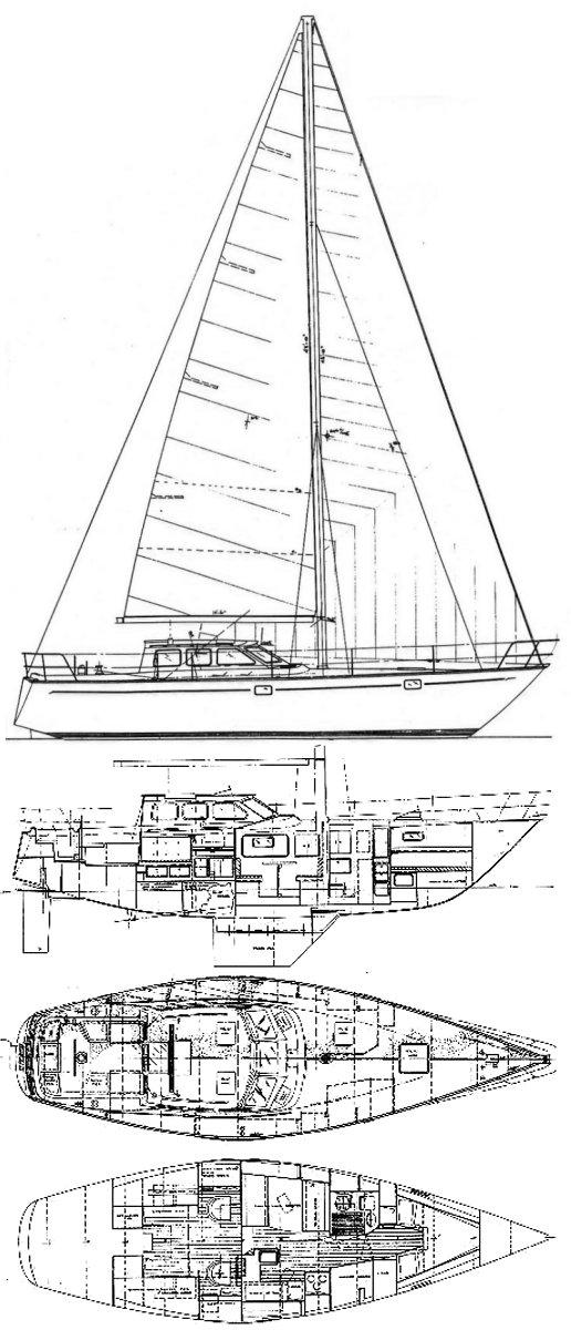 NAUTILUS 40 drawing