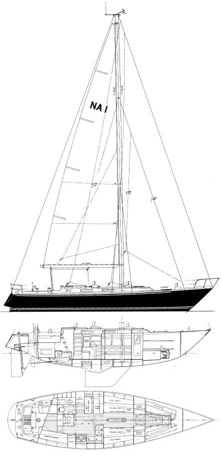 NAVY 44 (M&R) drawing