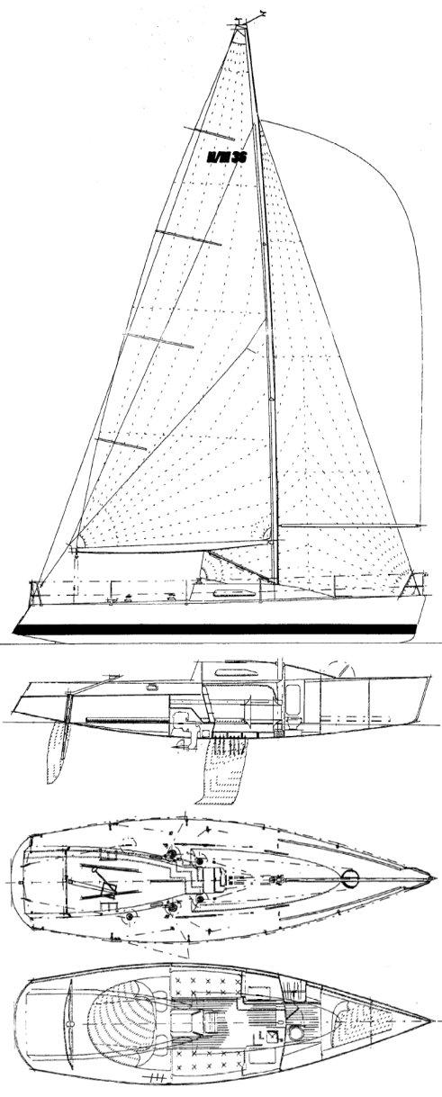 NELSON MAREK 36 drawing