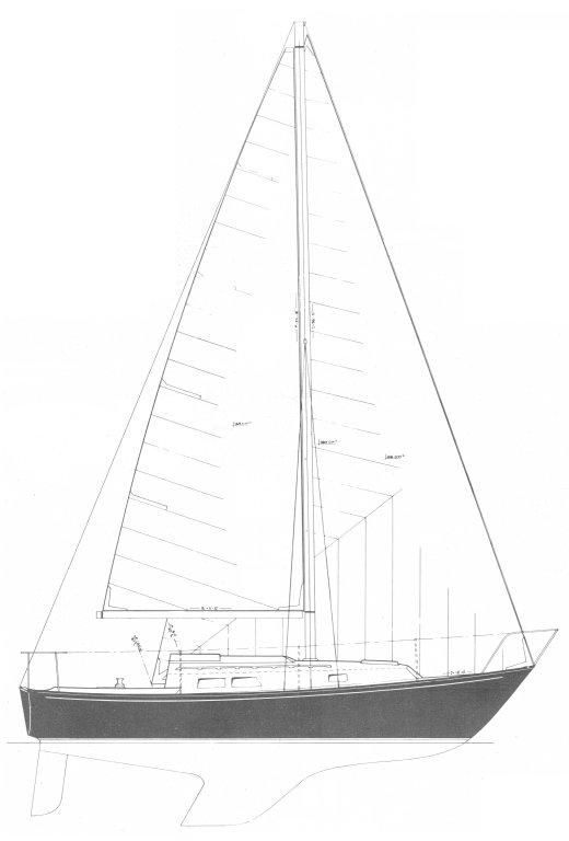 NEWPORT 28 drawing