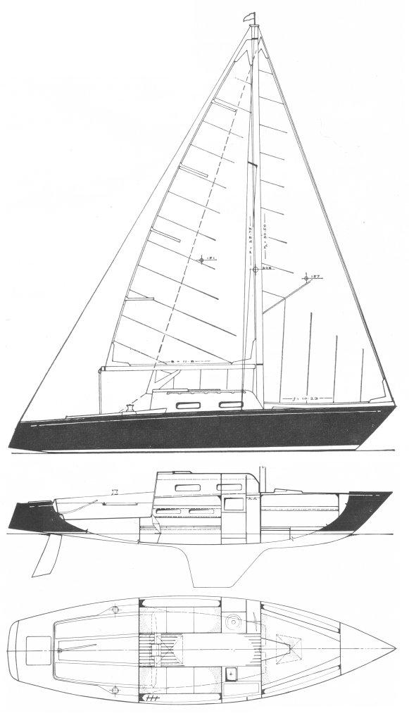 NIAGARA 30 drawing