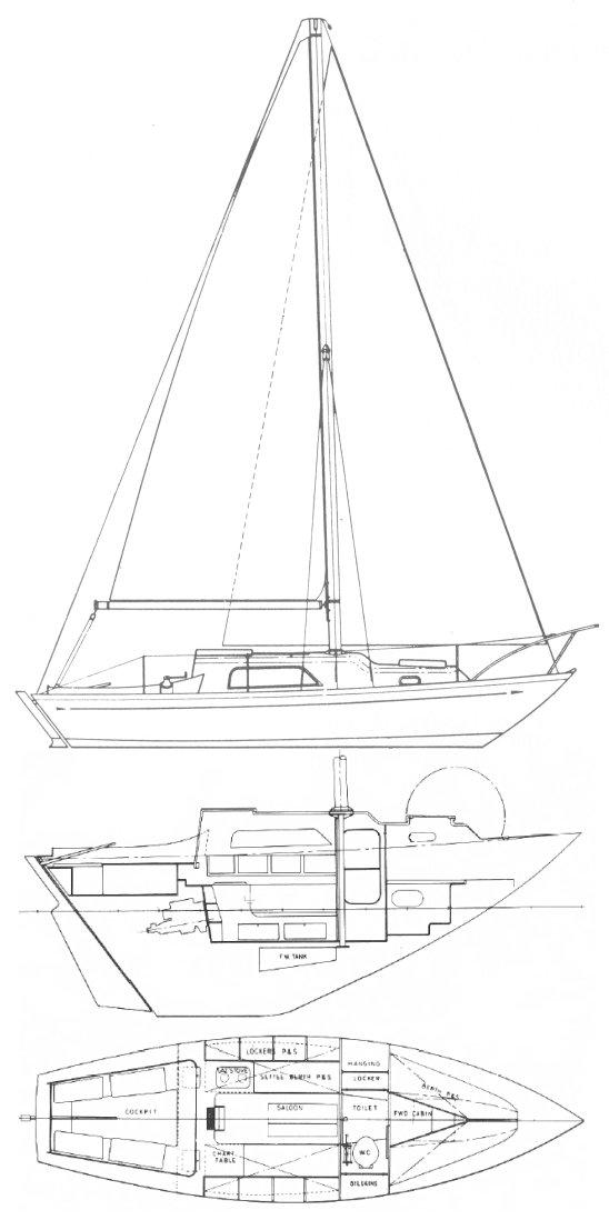 NICHOLSON 26 drawing