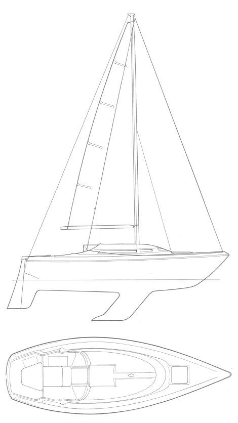 NICHOLSON 30 MKI drawing