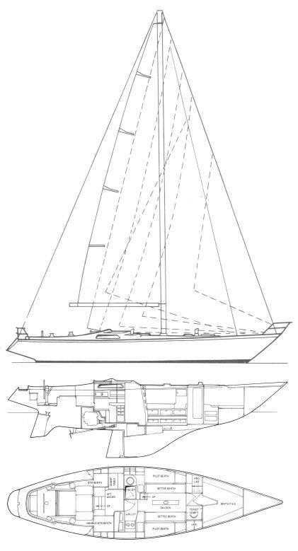NICHOLSON 45 drawing
