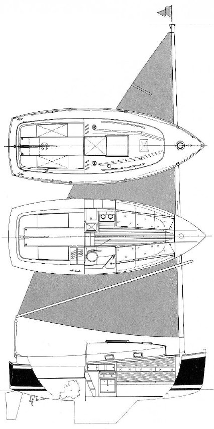 NONSUCH 22 drawing
