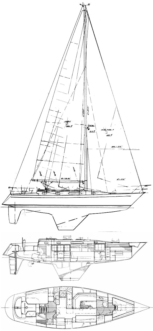 NORDIC 44 drawing